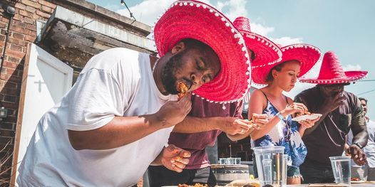 WingJam: London's Chicken Wing Party  2021, 2 July | Event in London | AllEvents.in