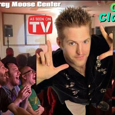Monterey Bay Stand-up Comedy Night Starring Claude Stuart