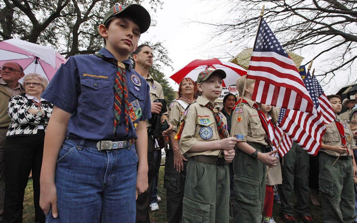 Boy Scouts of America- Personal Fitness Merit Badge