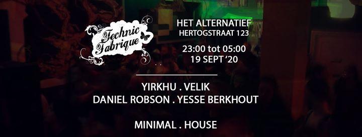 Technic Fabrique w Yirkhu Velik & residents