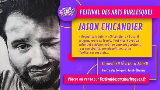 Complet Jason Chicandier A Saint Etienne Centre Des Congres De Saint Etienne Saint Etienne 29 February 2020