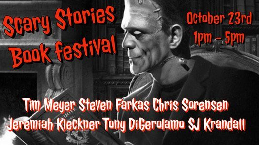 Scary Stories Book Festival, 23 October | Event in Tema | AllEvents.in