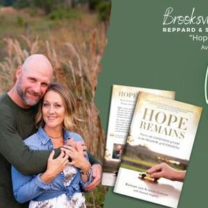 Hope Remains Book Signing w Reppard & Summer Gordan