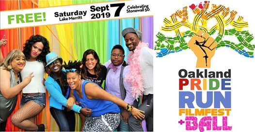 Free Annual Oakland Pride 5K Fun Run  Ball and Wellness Expo