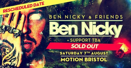 Ben Nicky & Friends, 13 February | Event in Bristol | AllEvents.in