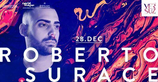 Versuz presents Roberto Surace