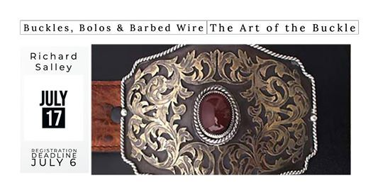 The Art of the Buckle