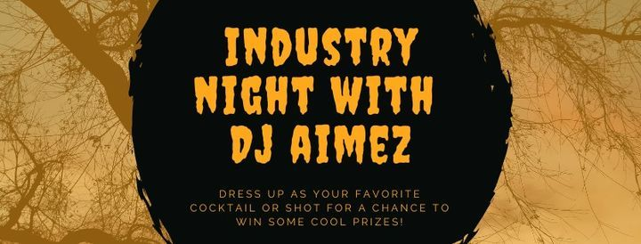 Industry night (HALLOWEEN EDITION) with DJ Aimez, 27 October | Event in Kansas City | AllEvents.in