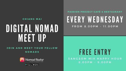 Digital Nomad Meetup Chiang Mai