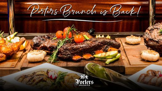Porters Friday Brunch with Live Music | Event in Abu Dhabi | AllEvents.in