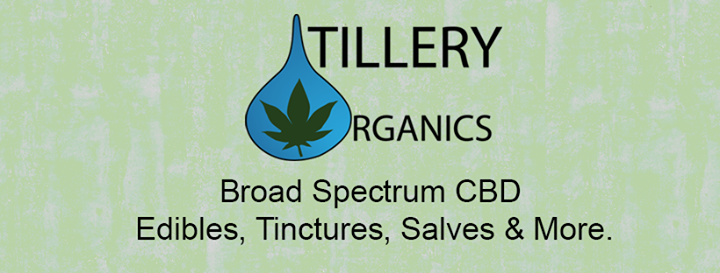 Tillery Organics at the Melbourne Gun Show