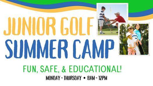 Junior Golf Summer Camp Session 3, 2 August   Event in Mount Laurel   AllEvents.in