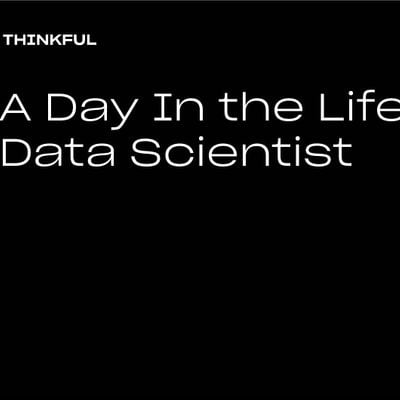 Thinkful Webinar  A Day In the Life Data Scientist
