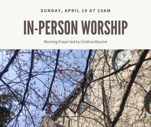 Morning Prayer (In-Person) | Event in Merchantville | AllEvents.in