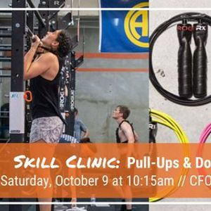 Pull-Up & Double-Under Skills Clinic
