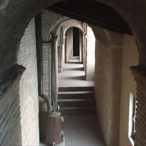 Aperture speciali le Mura Aureliane di Via Campania