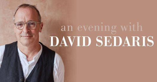 An Evening with David Sedaris, 19 September | Event in Bellingham | AllEvents.in