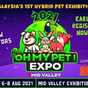 OH MY PET EXPO