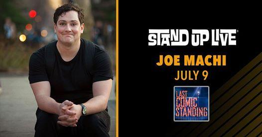 Joe Machi at Stand Up Live