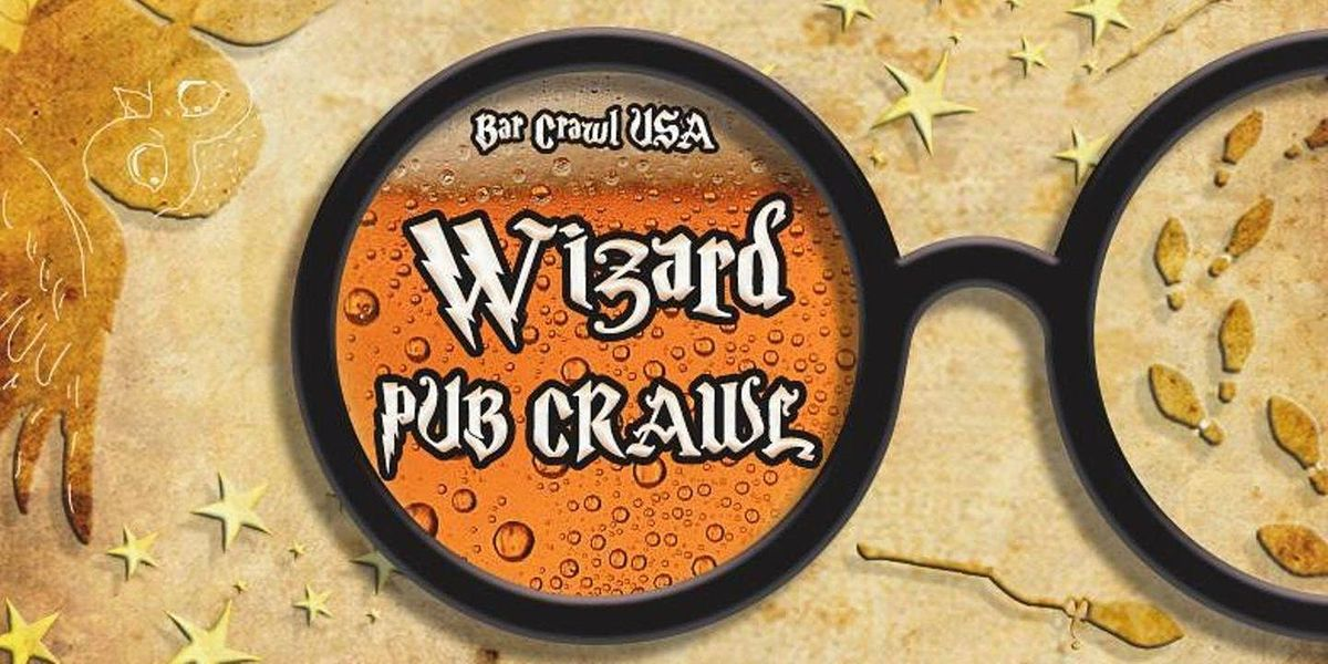 5th Annual Wizard Pub Crawl: CLE, 6 November   Event in Cleveland   AllEvents.in