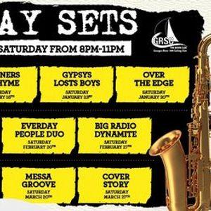 Saturday Sets- Live Music Weekly