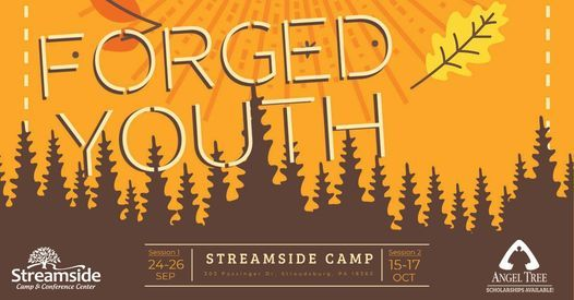 Forged Youth Retreat: Session 1, 24 September   Event in Swiftwater   AllEvents.in
