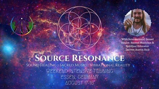 50 discount Sound Healing Workshop Intensiv Wochenende 2 days 229