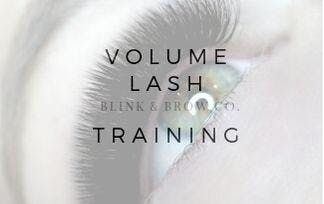 NOV 16th VOLUME LASH EXTENSION TRAINING at Blink & Brow Co