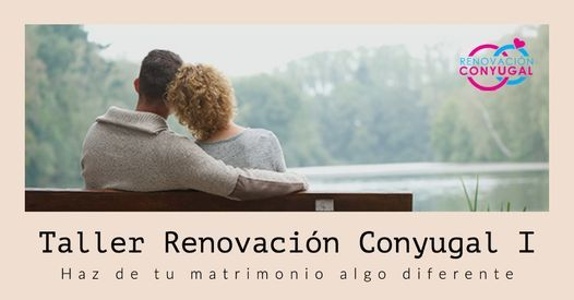 Taller Renovación Conyugal I, 11 June   Event in Caguas   AllEvents.in