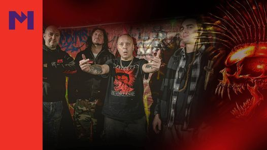 The Exploited in Enschede