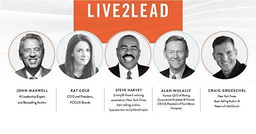 Live2Lead - The Golf Club of Dublin, 17 March | Event in Dublin | AllEvents.in