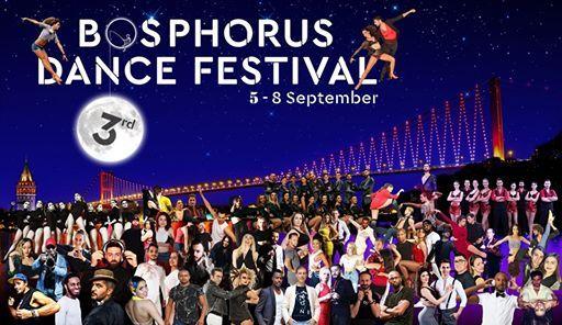 3rd Bosphorus Dance Festival 5-8 September 2019