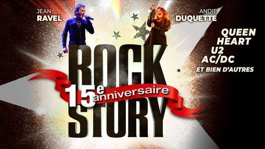 **COMPLET** Rock Story, 19 March | Event in Quebec | AllEvents.in