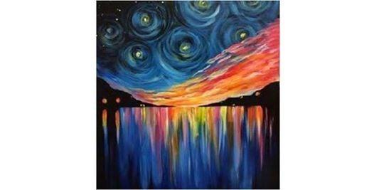 Starry Night Sunset - Six Tanks