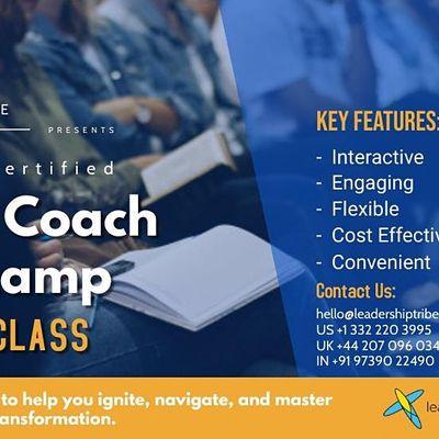Agile Coach Bootcamp (ICP-ATF & ICP-ACC)  Virtual - Full Time