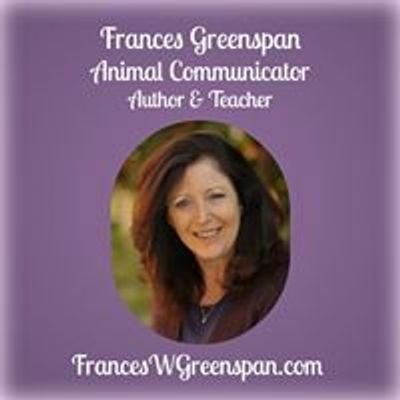 Frances W. Greenspan - Animal Communicator