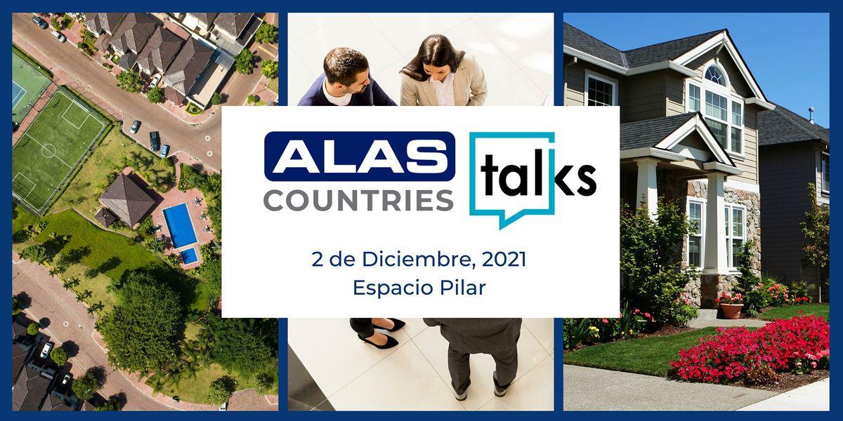 ALAS talks - COUNTRIES, 2 December | Event in La Lonja | AllEvents.in