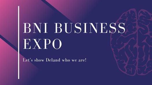 BNI BUSINESS EXPO, 29 April   Event in Deland   AllEvents.in