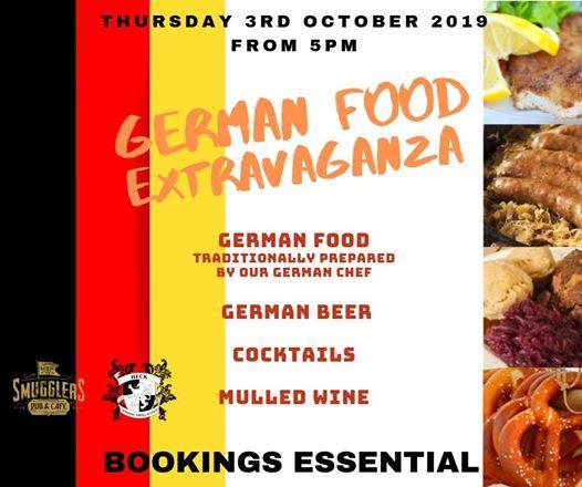 German Food Extravaganza