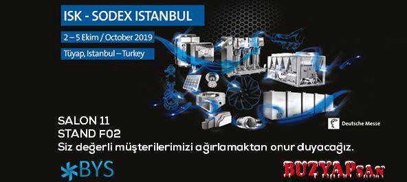 Sodex Uluslararas Soutma Fuar 2019