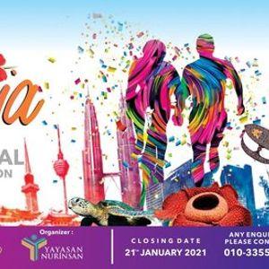 Beautiful Malaysia Virtual Marathon & Century Ride 2020