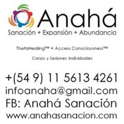 Anahá Sanación