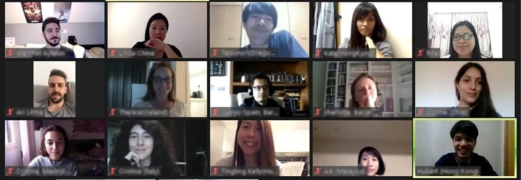 Meet International Friends Online-Socialize/Language Exchange   Online Event   AllEvents.in
