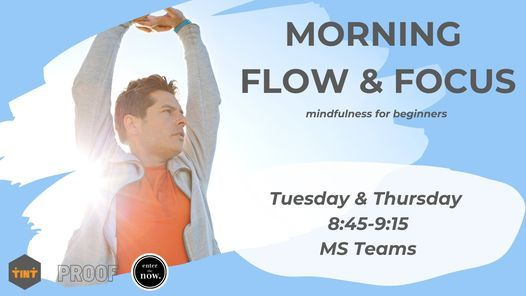 MORNING FLOW AND FOCUS | Event in Eindhoven | AllEvents.in