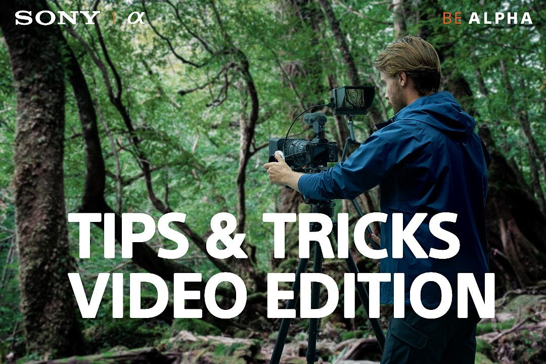 Sony Tips and Tricks Video Edition