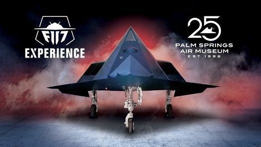 F-117 Flight Experience | Event in Palm Springs | AllEvents.in
