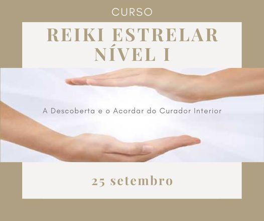 Curso Reiki Estrelar Nível I | Event in Barreiro | AllEvents.in
