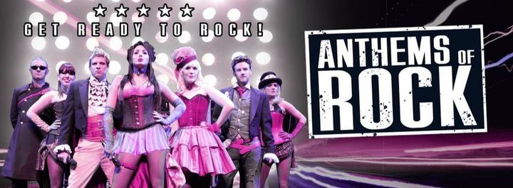 ANTHEMS OF ROCK   Event in Branson   AllEvents.in