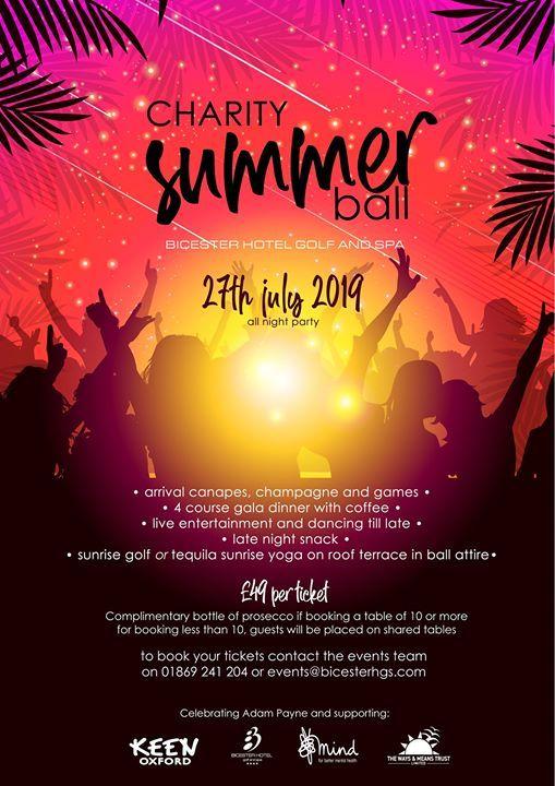 Charity Summer Ball