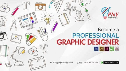 Become a Professional Graphic Designer, 26 October | Event in Gujranwala | AllEvents.in